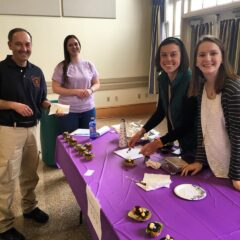 Dodging the Bullet: Riding a Sugar High From Tri Sigma's Cupcake Wars