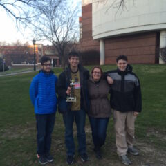 Quizbowl team quickly conquers competition