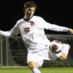 Men's Soccer Shows Well at Opening Tournament