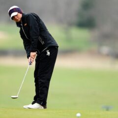 Women's golf captures two titles