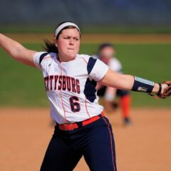 Riley helps keep Gettysburg's offense within striking distance