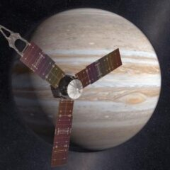 Jupiter-orbiting satellite Juno to return to Earth