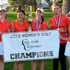 Women's Golf Captures Eighth Consecutive Championship Title