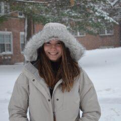 Humans of Gettysburg: Zoey Landau